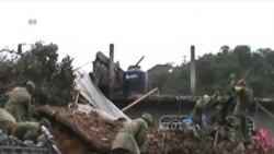 墨西哥暴風雨導致近百人死亡
