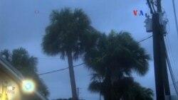Hermine se debilita a tormenta tropical