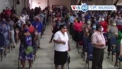 Manchetes mundo 26 agosto: Mais de 40 pastores morrem na Nicarágua devido à Covid-19