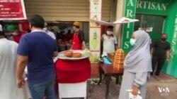 করোনা কালে কেমন চলছে ঢাকার ইফতারের বাজার?