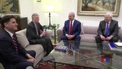 博爾頓要求土耳其不要打擊敘利亞的庫爾德武裝