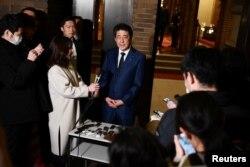 Shinzo Abe anunció su renuncia argumentando problemas de salud [Archivo] 