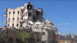 阿勒頗所剩無幾的最大敘利亞醫院被炸