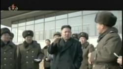 北韓威脅向美國發動先發制人核攻擊