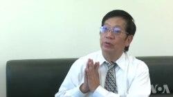 台湾行政院农委会渔业署副署长黄鸿燕