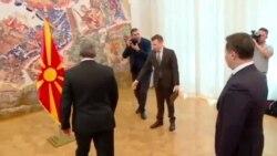 Груевски го доби мандатот: Со кого ќе формира мнозинство?