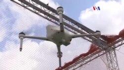 Optimus, dron completamente automatizado