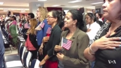 Newest US Citizens, Writing the Next Great Chapter