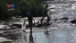 پاکسازی رودخانه لس آنجلس در سه روز