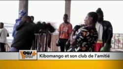 Kibomango et son Club de l'amitié à Goma
