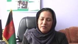 Najiba Qurayshiy, Juzjon viloyatida Xotin-qizlar masalalari bo'yicha boshqarma rahbari