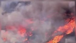 Kalifornija zbog suše gori rano