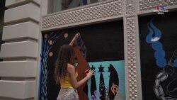 Նյույորքյան Սոհո թաղամասը վերածվել է բացօթյա պատկերասրահի