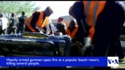 Gunmen Attack Ivory Coast Beach Resort