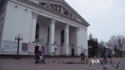 Ukrainian Authorities Struggle to Secure a Divided Mariupol