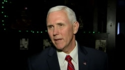 Pence: Emails 'No Comparison Whatsoever' to Hillary Clinton