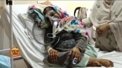 پاکستان میں کرونا کے باعث اسپتالوں پر شدید دباؤ