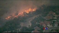 2017-10-10 美國之音視頻新聞: 加州山火迅速蔓延至少十人喪生 (粵語)