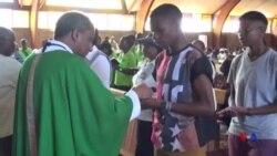 Igreja católica cresce na África