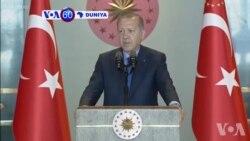 VOA60 Duniya: Darajar Kudin Lira Na Kasar Turkiyya Ta Fadi Bayan Wani Shiri Da Bankin Kasar Yayi