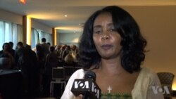 Aster Gebre on Her Plans to Return to Ethiopia