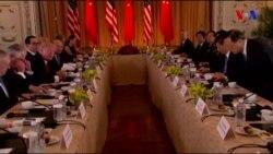 ABŞ və Çin rəsmiləri Vaşinqtonda stratejik danışıqlara başlayıblar