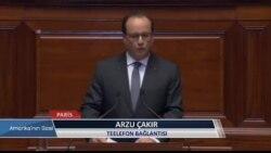 Hollande Meclise Seslendi