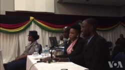 Witness Stuns Zimbabwe Commission of Inquiry ... More Details to Follow ....