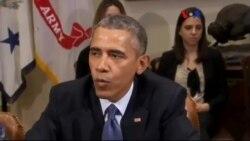 Başkan Obama Ürdünlü Pilotun Öldürülmesine Tepkili