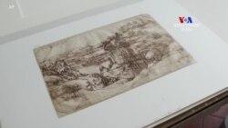"""Գիտնականները հետազոտում են Լեոնարդո դա Վինչիի """"Պեյզաժային գծանկար Սանտա Մարիա դելլա Նեվեի համար"""" ստեղծագործությունը"""