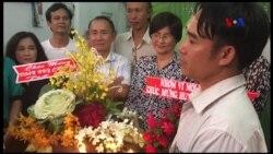 7 năm lao lý với người tù Đoàn Huy Chương
