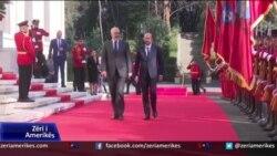 Tiranë: Presidenti i Këshillit Europian viziton Shqipërinë