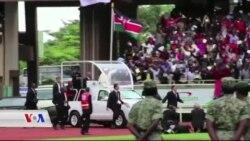 سەردانی پاپا بۆ کینیا