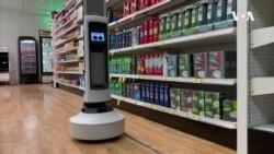 機械人可減少病毒傳播但或衝擊工作機會