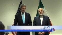 گفت و گوی رو در روی ظریف و کری درباره توافق هسته ای و بحران های منطقه