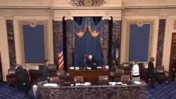 美参院新年复会第一天讨论失业补助延长法案
