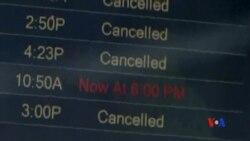 2015-08-16 美國之音視頻新聞:美國空中交通一度因空管問題陷入混亂