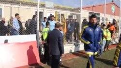 Diyarbakır'da Politik Ağırlıklı Futbol Maçı