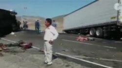 Peru Accident
