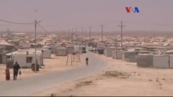 Ürdün'de Suriyeli Mültecilere Ramazan Sürprizi