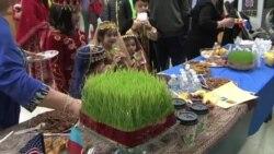 "Amerikana: Vaşinqtonda ""Uşaqlar üçün Novruz"""