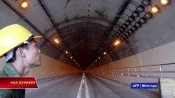 Dự án 'đường hầm xuyên biển' đầu tiên tại Hạ Long