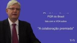 PGR do Brasil, Rodrigo Janot fala sobre a Colaboração Premiada