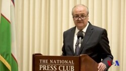 Uzbek FM Abdulaziz Komilov: Religious freedom matters