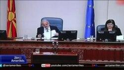 Thirrje presidentit maqedonas për injorimin e ligjit për gjuhët