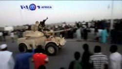 VOA60 Afirka: Tankokin Yaki na Chadi Sun Doshi Kamaru Don Yakar Boko Haram, Chadi, Janairu 19, 2015