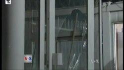 Dhuna në stacionin e policisë në Zubin Potok