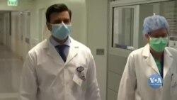 Науковці стверджують, що винайшли фарбу, на поверхні якої гине коронавірус. Відео