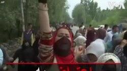 اعتراض به تجاوز به بچه سه ساله در کشمیر