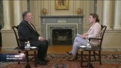 VOA INTERVJU: Mike Pompeo o Iranu